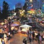 The Beachfront Markets in Golden Coast, Australia