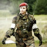 IELTS Writing: Should women be in the army?